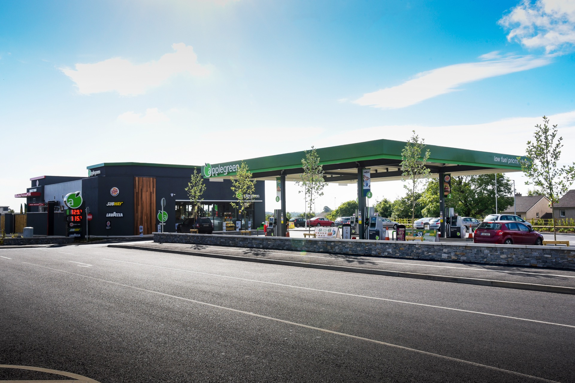 Navigate To Gas Station Near Me >> Local Service Station Ireland Applegreen Ireland